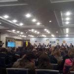Техническое обеспечение V Форума Украины