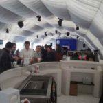 Mobile Beach Conference 2016, Одесса, аудитория 600чел